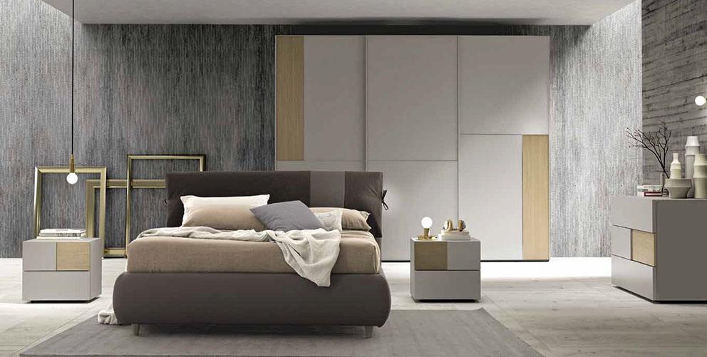 Camere da letto moderne arredamenti dossena for Camere da letto